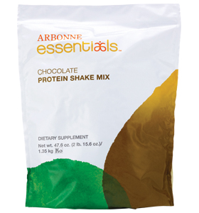 Arbonne Chocolate Protein Powder